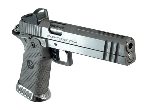 Double-stack 1911/2011 opinions... [Archive] - Maryland Shooters
