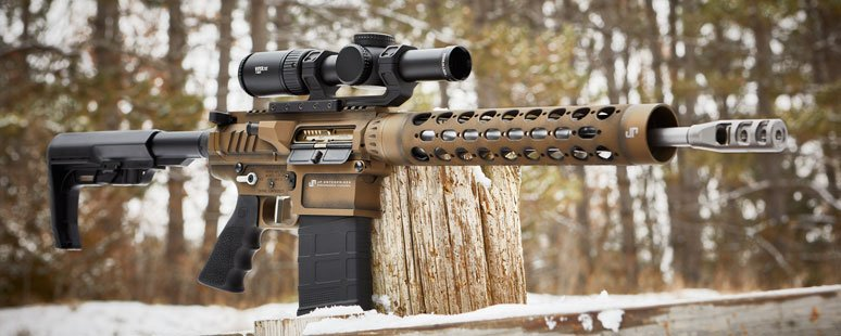 JP - LTC-19™ Light-Weight Precision Rifle