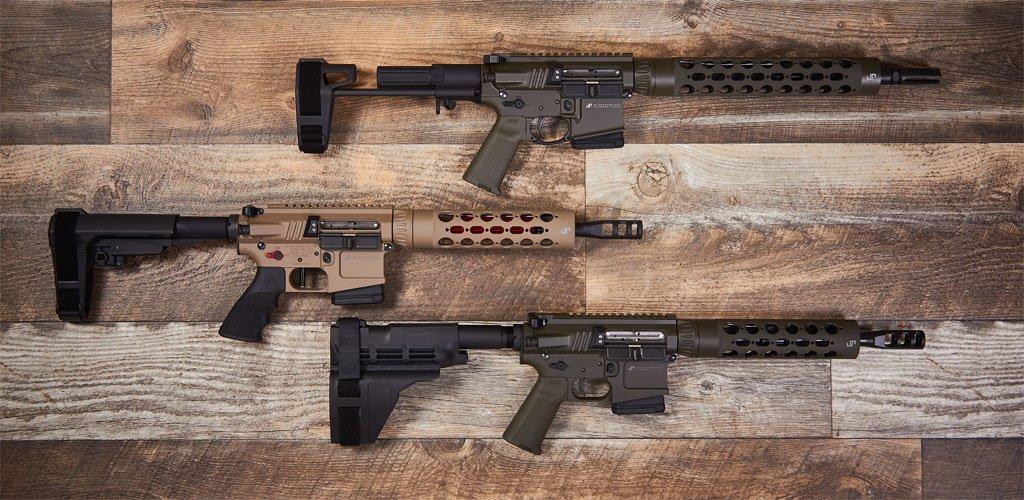 JP - PSC-11™ Rifle and Upper Assemblies