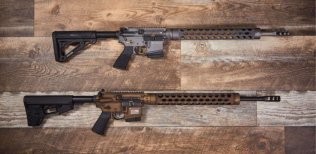 JP - JP-15™ Precision Rifle and Upper Assemblies