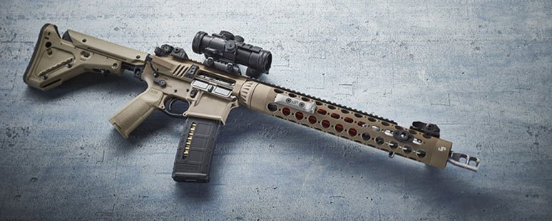 JP - PSC-11™ Rifle and Upper Assemblies